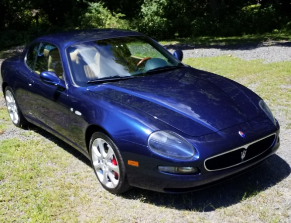 Used-2004-Mazerati-Coupe-GT