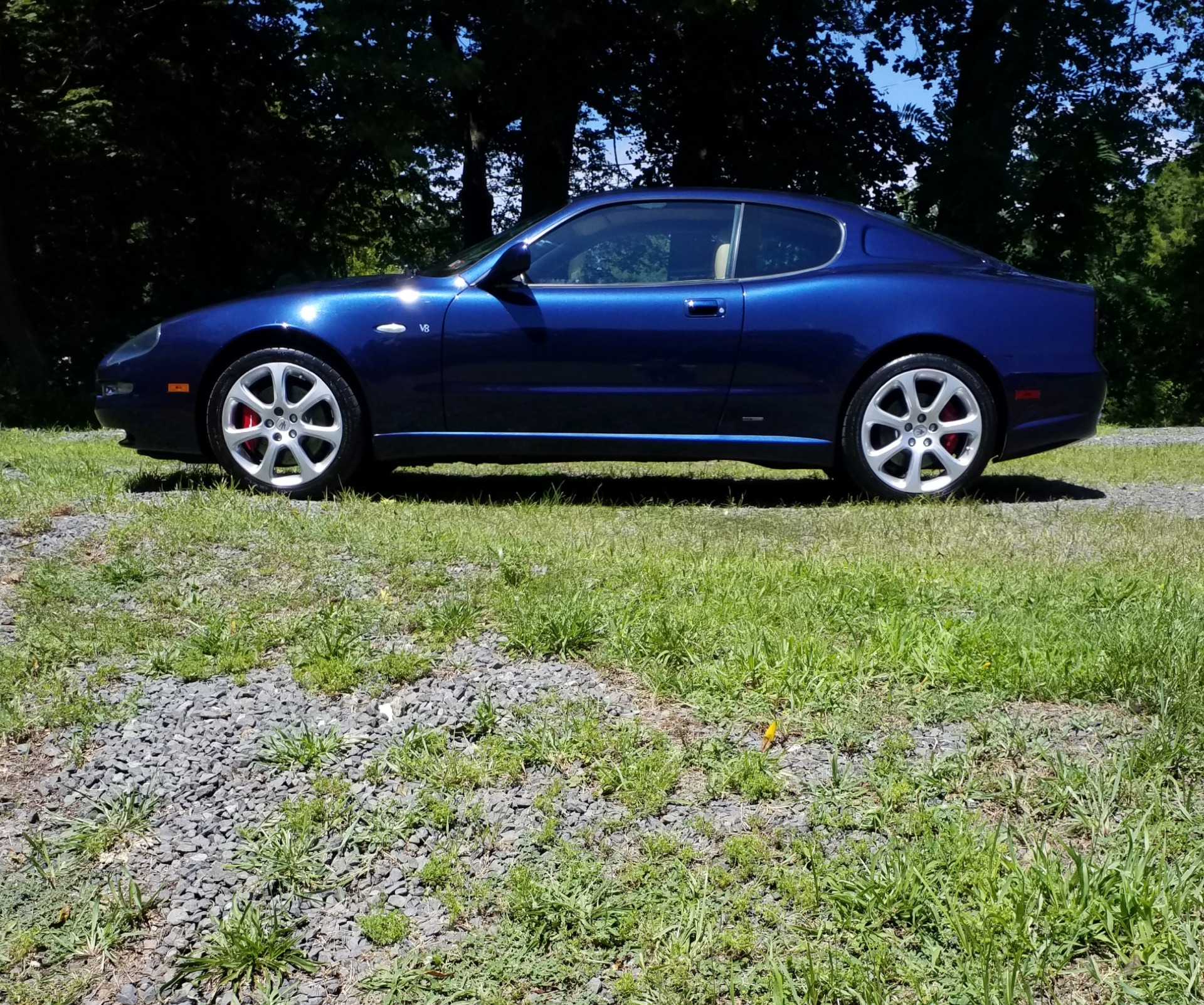 Used 2004 Mazerati Coupe GT  | Peapack, NJ