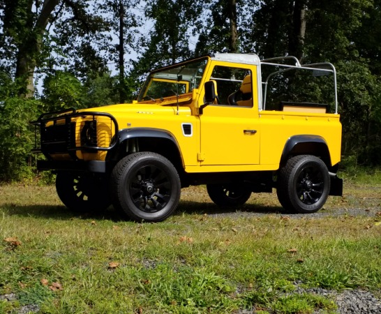 Used-1991-Land-Rover-Defender-90
