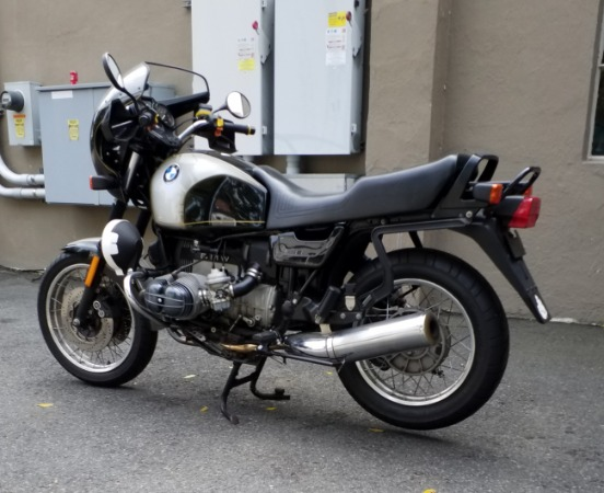 Used-1993-BMW-R-100-R