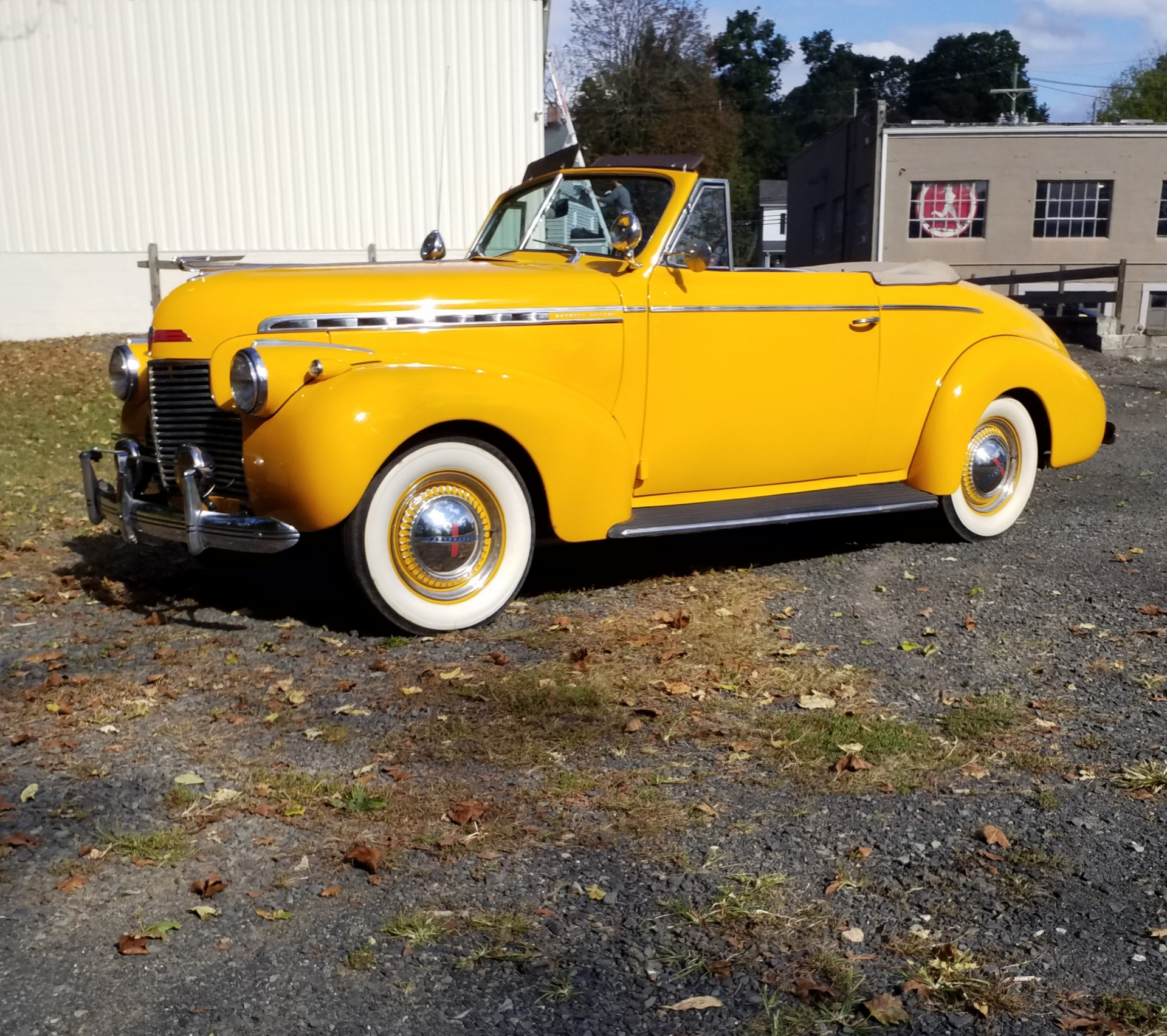 Used 1940 Chevrolet Special Deluxe Convertible  | Peapack, NJ