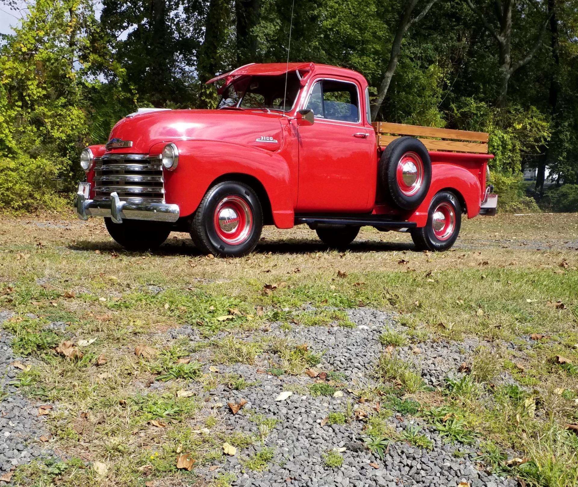 Used 1953 Chevrolet 3100  Pick Up    Peapack, NJ