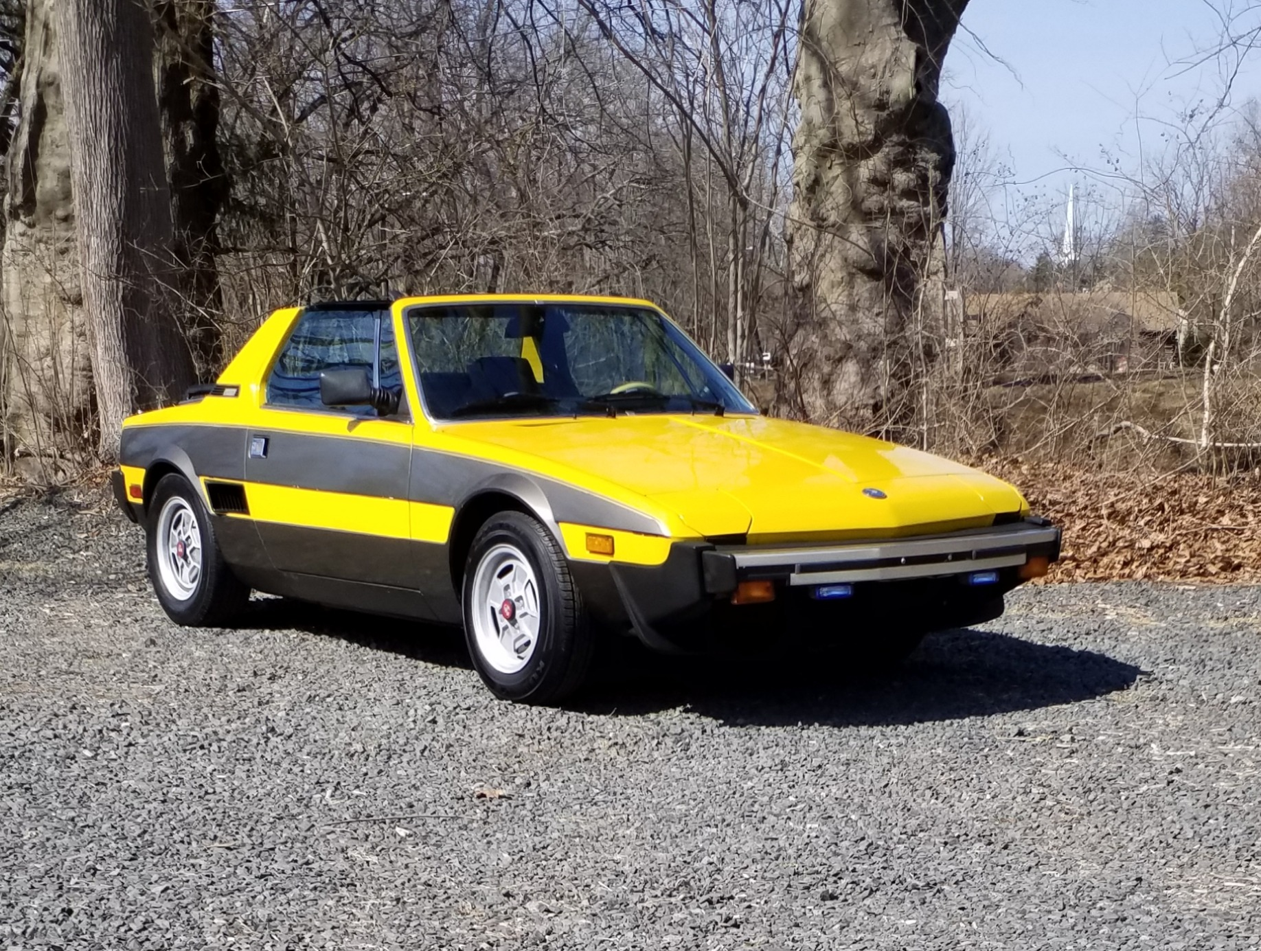 Used-1984-Fiat---Bertone-X---1/9
