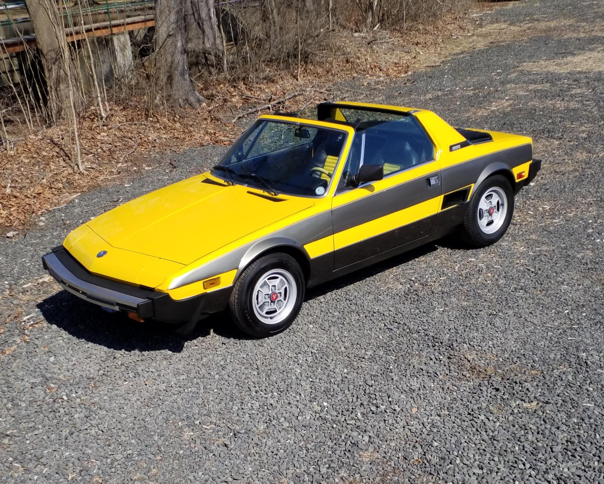 Used 1984 Fiat - Bertone X - 1/9  | Peapack, NJ