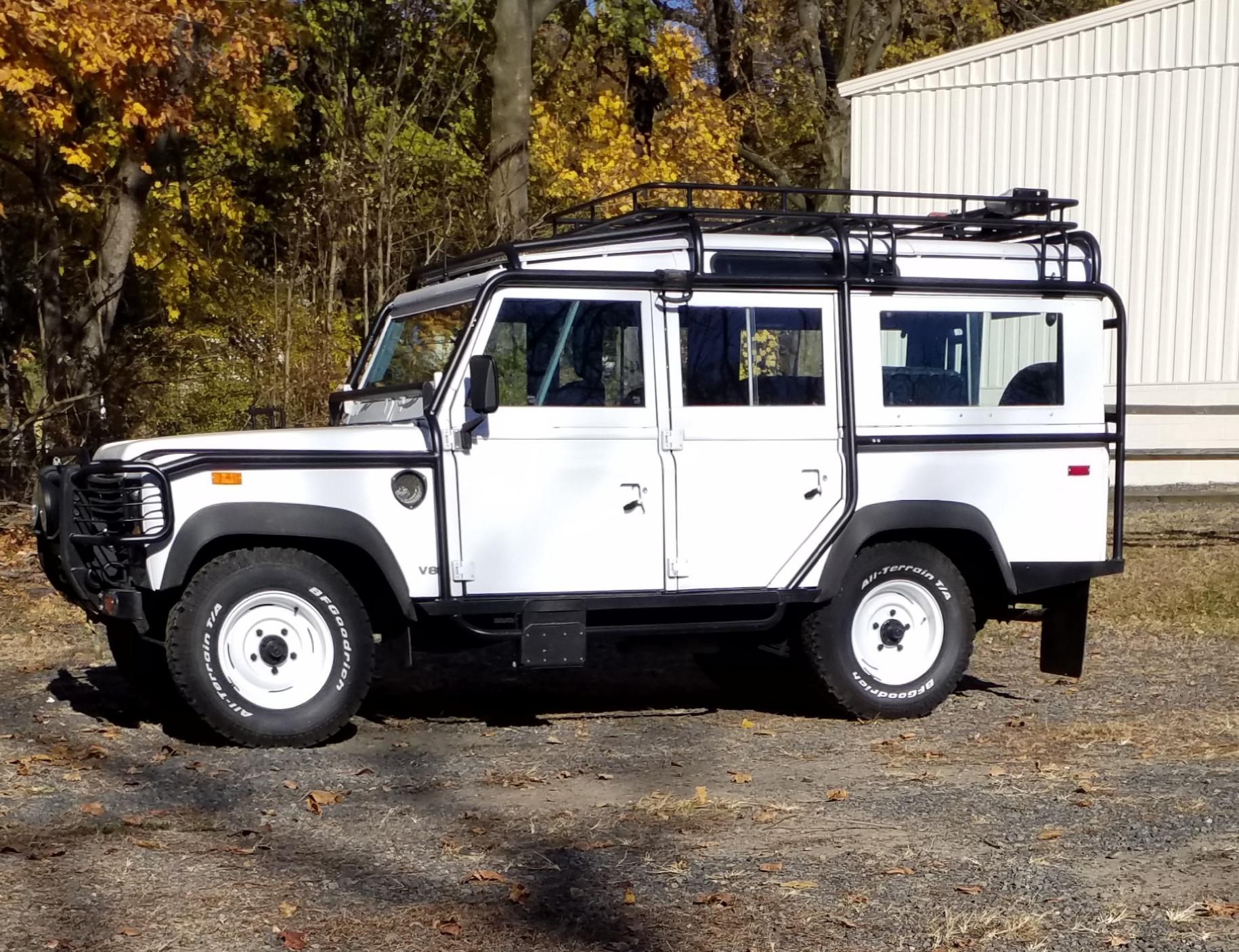 Used-1981-Land-Rover-Defender-110---Series-III