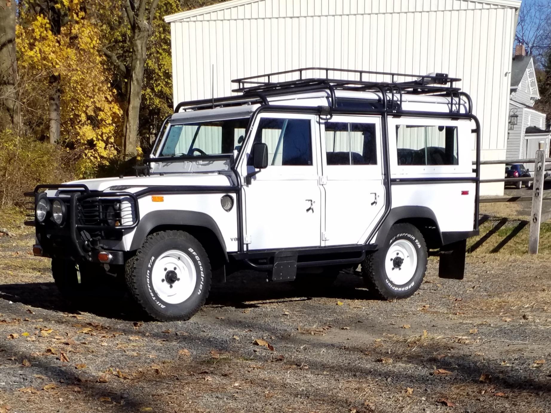 Used 1981 Land Rover Defender 110 - Series III  | Peapack, NJ