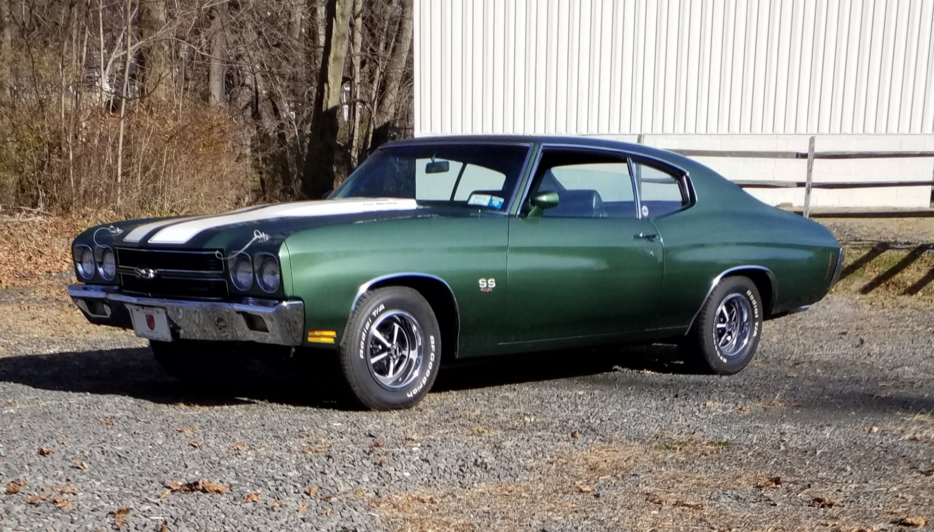 Used 1970 Chevrolet Chevelle  SS - LS 5  | Peapack, NJ