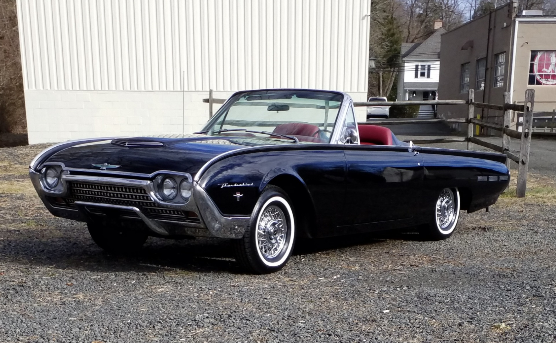 Used 1962 Ford Thunderbird Roadster  | Peapack, NJ