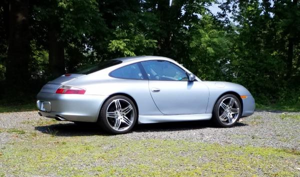 Used-2002-Porsche-911-Carrera