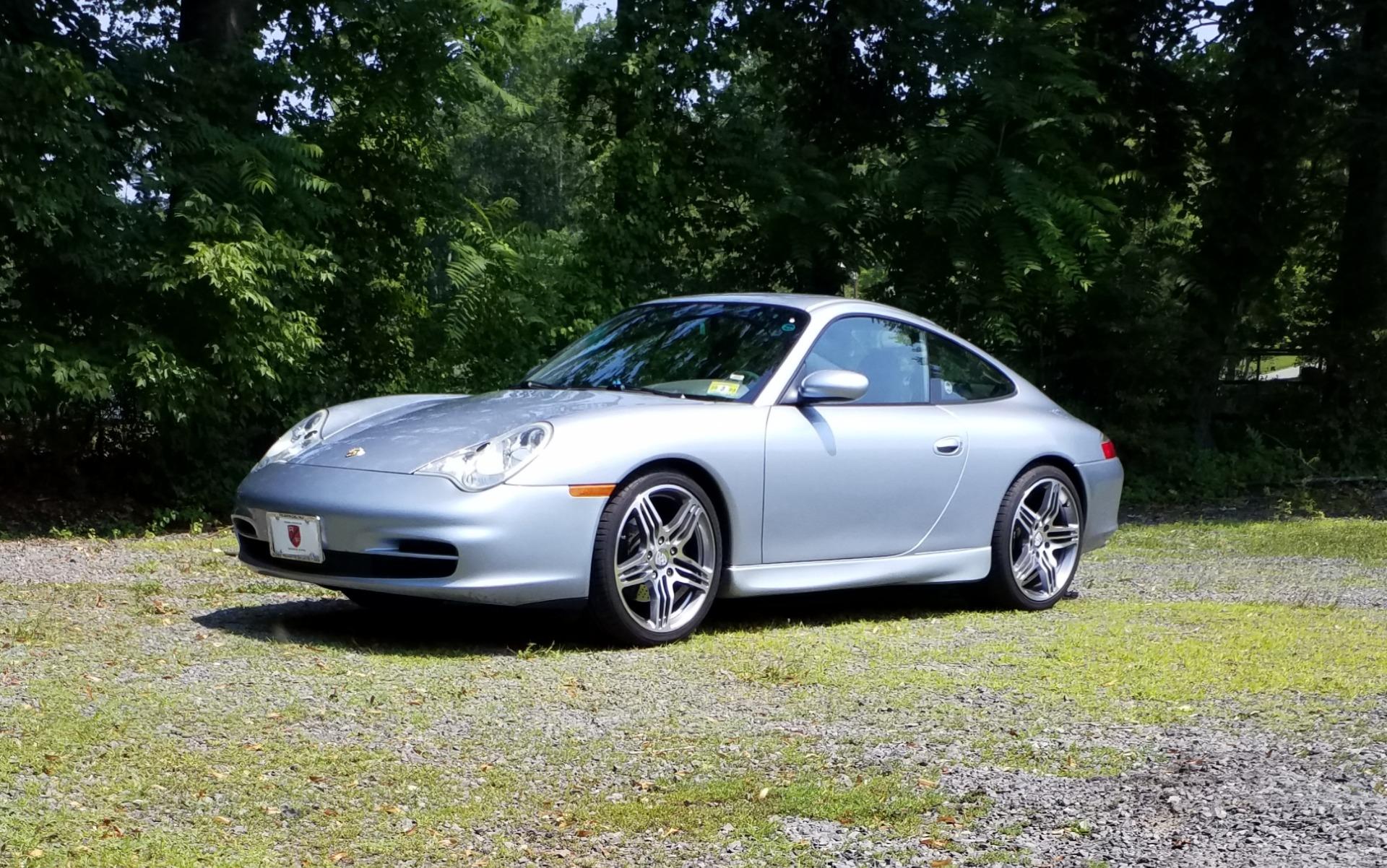 Used 2002 Porsche 911 Carrera    Peapack, NJ
