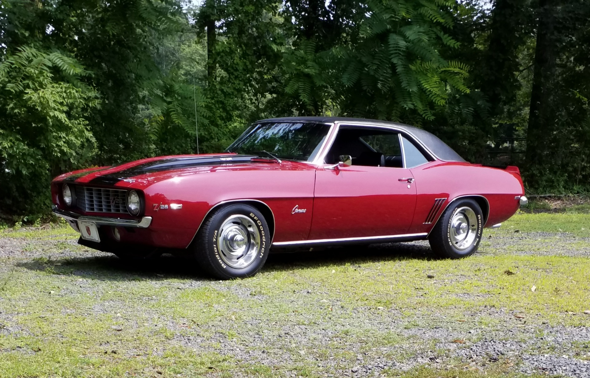 Used 1969 Chevrolet Camaro - Z 28 Sport Coupe  | Peapack, NJ