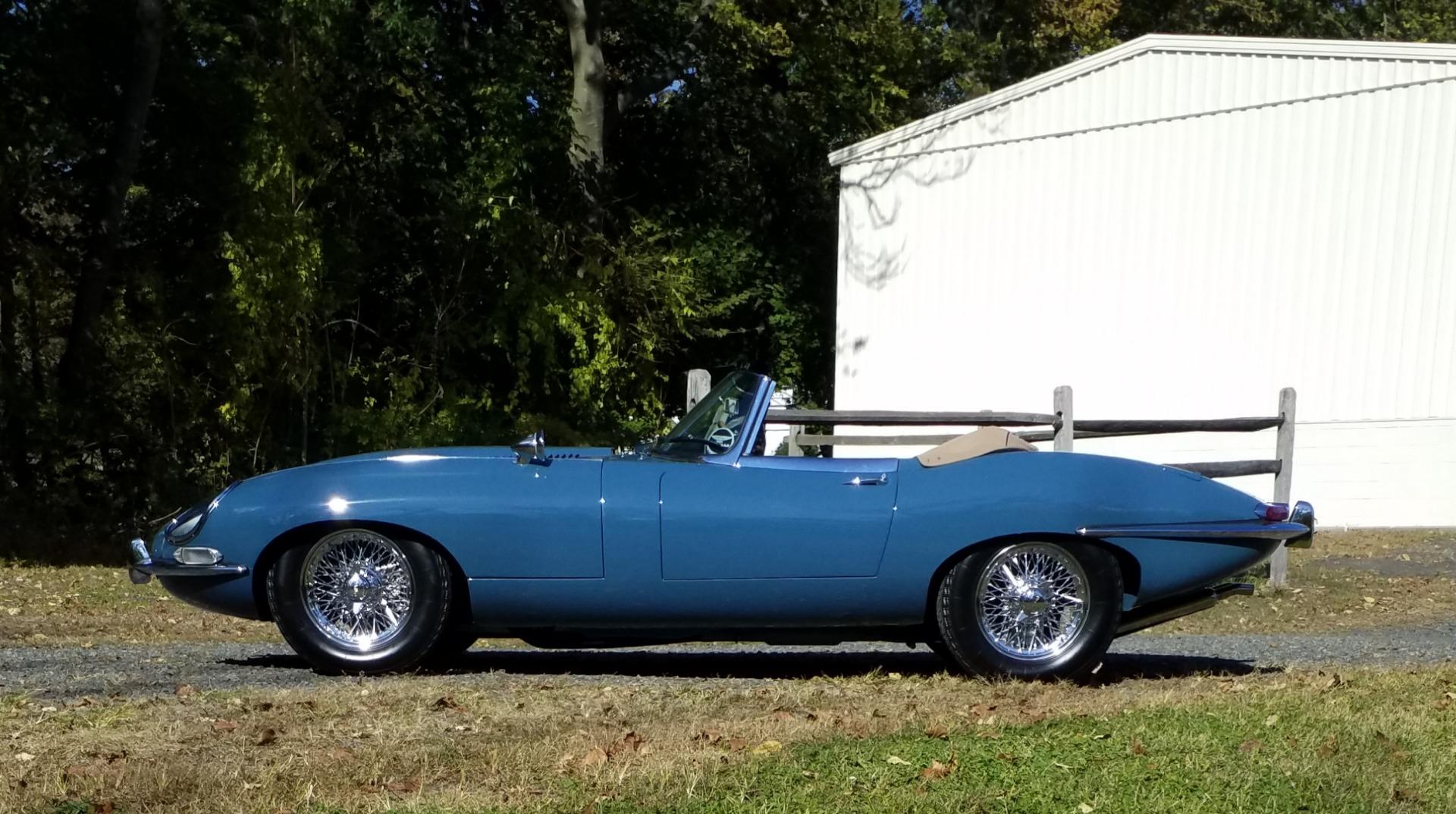 Used 1964 Jaguar XKE Series 1   Peapack, NJ