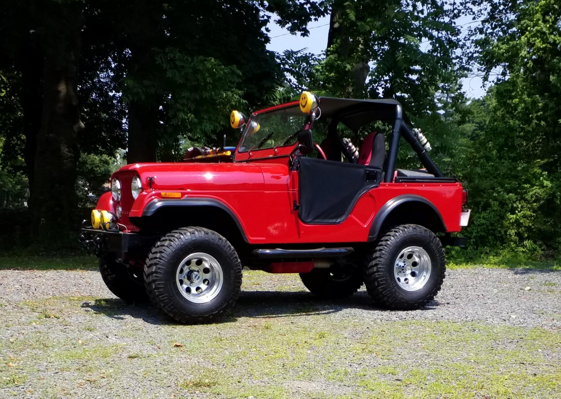 Used 1979 Jeep CJ - 5    Peapack, NJ