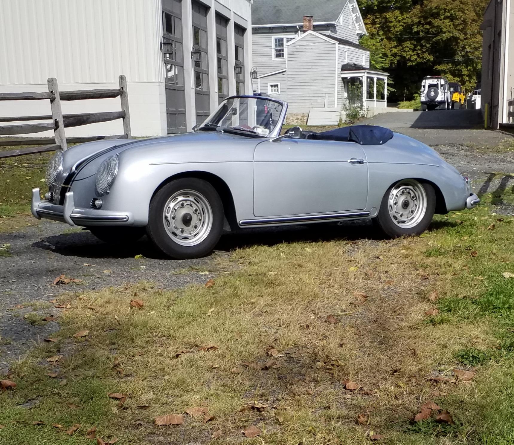 Used-1959-Porsche-356A-/-Convertible-D